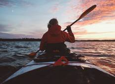 5-day Kayak & Wild Camp the Archipelago - self-guided Tour