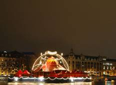 Festive Time on the Romantic Rhine with Zurich, Mount Pilatus & Lake Como Tour