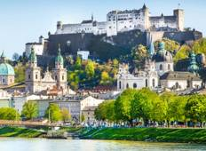 Active Discovery on the Danube with 2 Nights Salzburg Area & 1 Night Munich – Westbound Tour