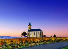 Burgundy & Provence - Cruise Only Southbound Tour