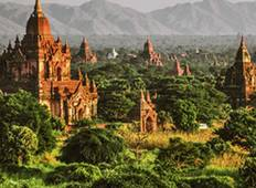 Golden Myanmar & the Alluring Irrawaddy with Bangkok – Southbound 2018 Tour