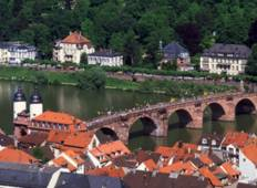 Rhine & Rhône Revealed with Paris & London - Northbound Tour