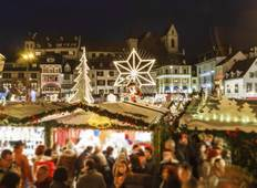 Christmastime From Prague to Basel – Cruise Only (13 destinations) Tour