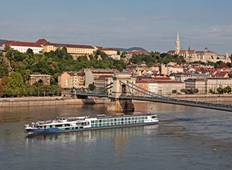 From the Danube Delta to Prague - Westbound Tour
