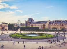 Paris to Normandy with London Tour