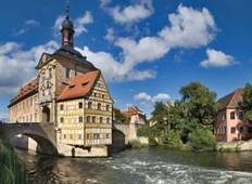 The Upper Rhine to the City of Music Tour