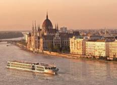 1200 Miles on the beautiful blue Danube (Bucharest - Vienna) Tour
