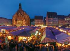 Magic of Advent on the Danube (Nuremberg - Vienna) Tour