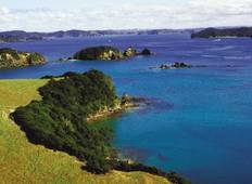 Best of New Zealand with Fiji & Sydney Tour