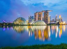 Hong Kong, Singapore & Bangkok Tour