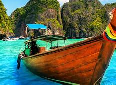 Thailand Experience with Phuket Tour