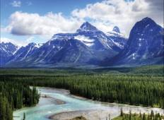 Spectacular Canadian (17 destinations) Tour
