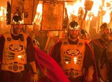 Up Helly Aa Tour