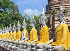 Treasures of Thailand with The Golden Triangle Tour
