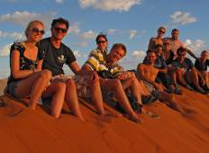 Desert  Delta Express Southbound Accommodated (from Livingstone to Swakopmund) Tour