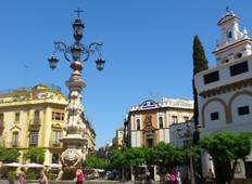 Andalucia and Toledo by Bus from Barcelona Tour