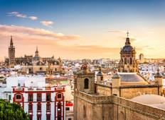 Andalusia and the Mediterranean Coast with Barcelona from Madrid Tour