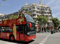 Barcelona City Tour Hop On-Hop Off Tour