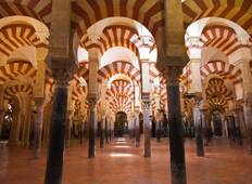 Caceres, Andalusia and Costa del Sol from Madrid Tour