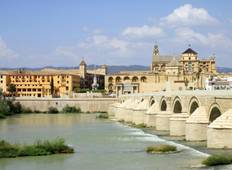 Cordoba, Caceres and Seville from Madrid Tour