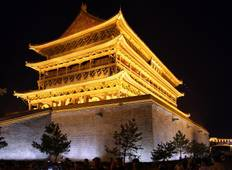 Classic Xi\'an to Beijing Adventure Tour