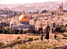 Jerusalem & Dead Sea - 3 Days Tour