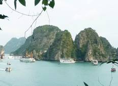 Cruise on the Mekong from Hanoi to the Temples of Angkor plus 4-day post-cruise program Hanoi and Halong Bay Tour