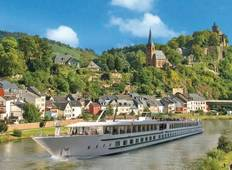 Four Fascinating Rivers (port-to-port cruise) Tour