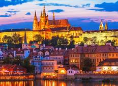 FROM PRAGUE TO BERLIN Cruise on the Vltava and Elbe Rivers Tour
