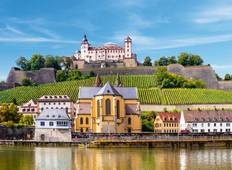 Trans-European cruise from Strasbourg to Budapest (port-to-port cruise) Tour