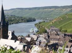 The Romantic Rhine Valley and the Famous Rock of the Lorelei Tour