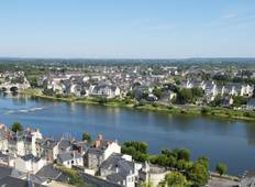 The Royal Loire River (port-to-port cruise) Tour