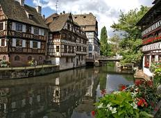 The Marne-Rhine Canal - From Lagarde to Strasbourg Tour