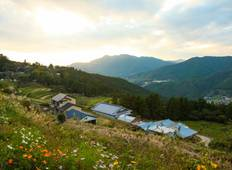 Kumano Kodo self-guided walking 4 days Tour