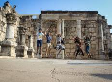 Northern Israel 4 Day Package from Tel Aviv Tour