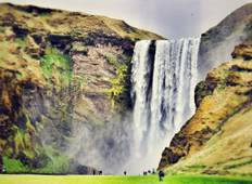 Gems of Iceland with Whale Watching Tour