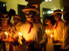 Day of the Dead Experience 5D/4N (from Mexico City) Tour