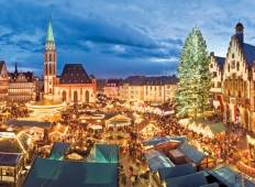 Classic Christmas Markets - Frankfurt to Nurnberg Tour