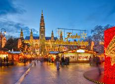 Danube Holiday Markets (Budapest to Passau, 2018) Tour