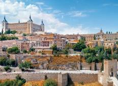 Jewels of Spain Portugal and the Douro River (Lisbon to Madrid, 2018) Tour