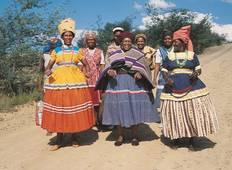 Coast, Lesotho and Cape Town Accommodated (from Durban to Cape Town) Tour