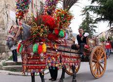 Fun In Sicily Tour- 5days/4nights Tour