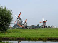 Amsterdam Explorer (12 destinations) Tour