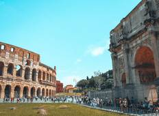 London to Rome Highlights (8 Days) Tour