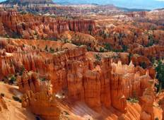 Spectacular Canyons National Parks (End Denver, 13 Days) Tour