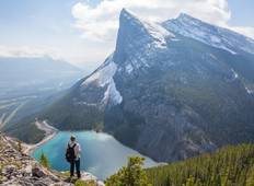 Wonders of the Canadian Rockies (9 destinations) Tour
