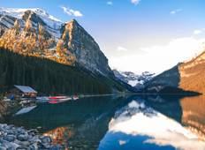Wunder der Rocky Mountains Kanadas - 10 Tage (7 destinations) Rundreise