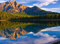 Wonders of the Canadian Rockies none Tour