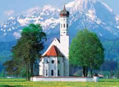 Country Roads of Bavaria Switzerland and Austria with Oberammergau (Preview 2020) Tour