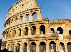 Road to Rome Start Paris (10 destinations) Tour